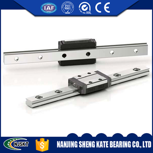 CPC MR3MN 3mm linear guide bearing and rail