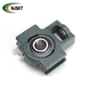 Adjustable Flange Bearing Units 55mm Original TR Pillow Block Bearing UCT 211