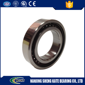High sustaining axial loads robust series 30BNR19X angular contact ball bearing