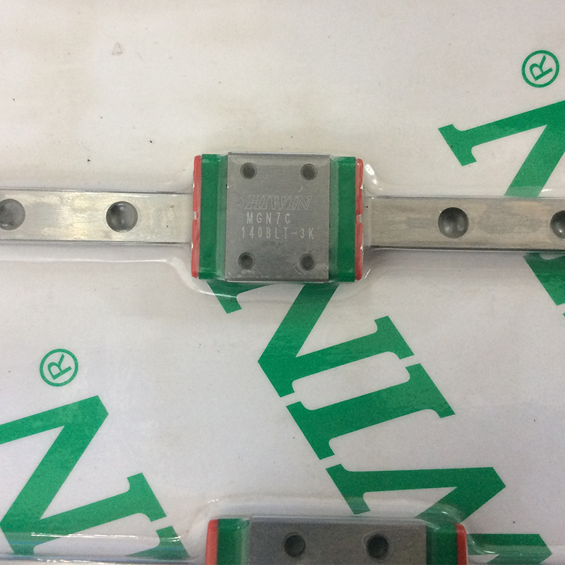 HIWIN 7mm linear guides MGN7C MGN7CZ0CM linear carriage
