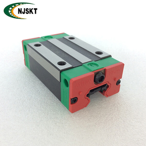 HIWIN Rail 55mm Linear Motion Guide HGH55CA Linear Carriage