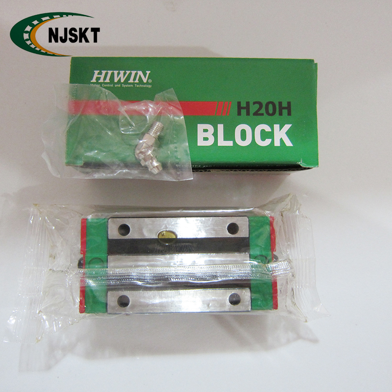20mm HIWIN Linear Carriage HGH20HA Ball Linear Guide