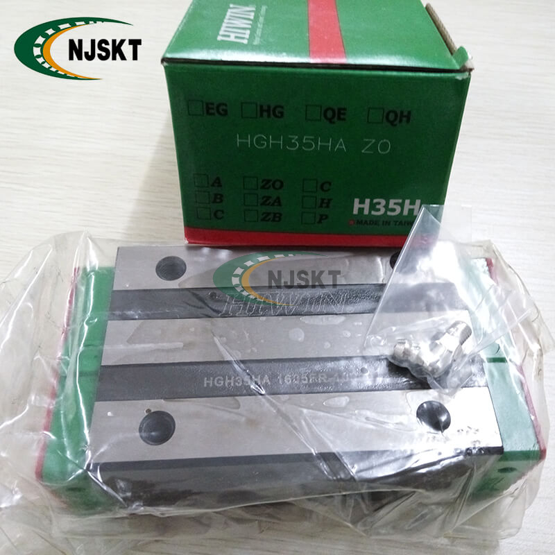 HIWIN Linear Guide Rail HGH35HA Precision Linear Guide 35mm