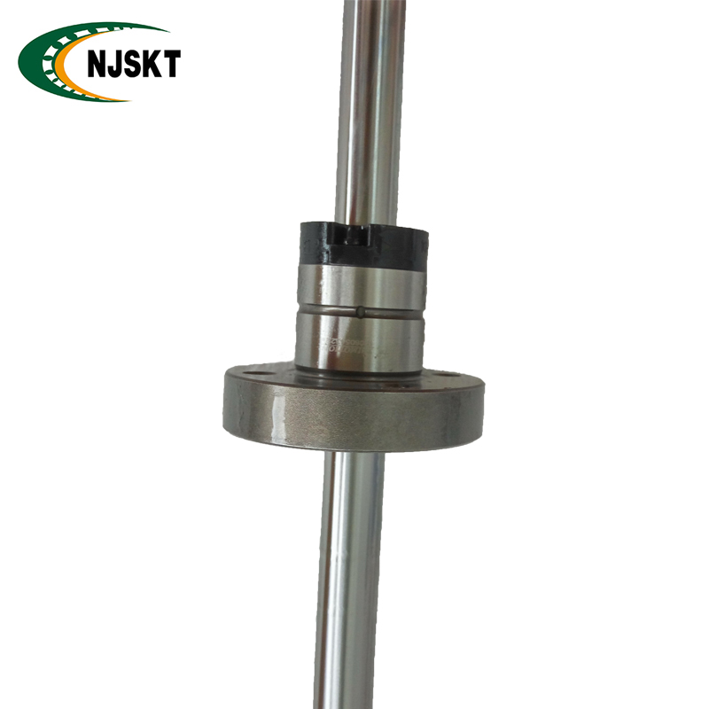 TBI Solid Ball Spline 8mm SOT008 Hollow Spline Shafts