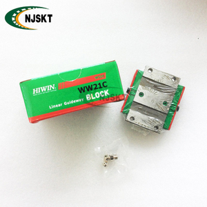 Original HIWIN Linear Guide WEW21CC Guides for Machine CNC