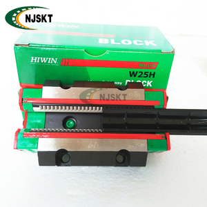 Original HIWIN Block RGW55CC RG Bearings Linear Rail