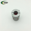 OEM 6.35X10 Aluminum Shaft Coupling Flexible Coupling D25-L30