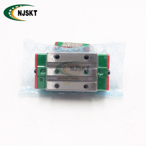 Original HIWIN 15mm Linear Guides RGH15CA Steel Roller Guide