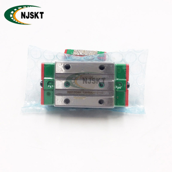 TaiWan HIWIN 55 mm Roller Bearing Rail RGH55CA Linear Block