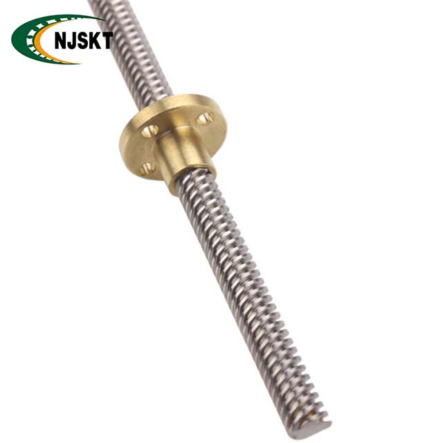8mm Round Flange Lead Screw Lead 1.5mm for 3D Printer