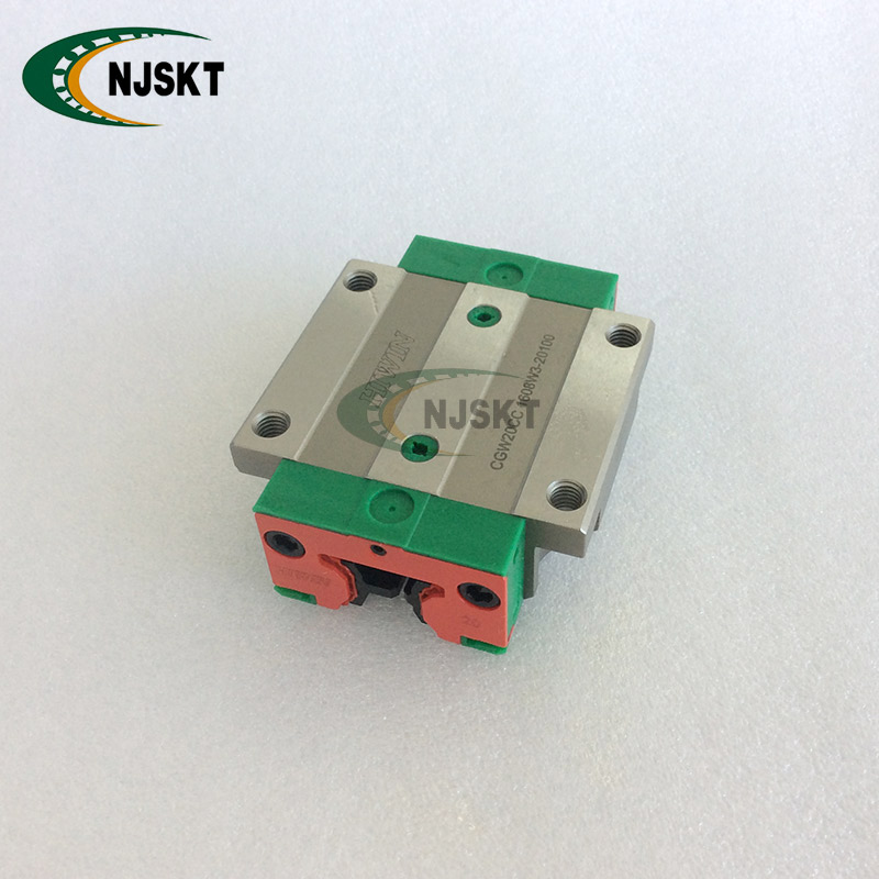 Original HIWIN Linear Guide CGW30CA Linear Bearing Block